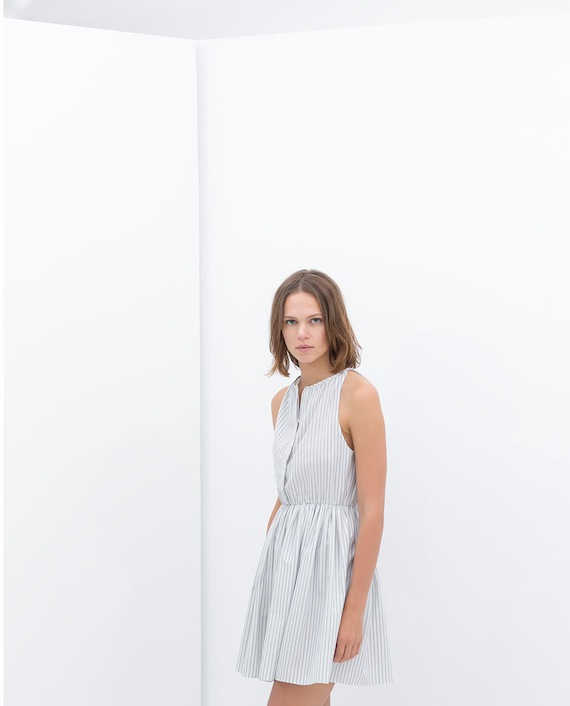 Zara - Vestidos Primavera