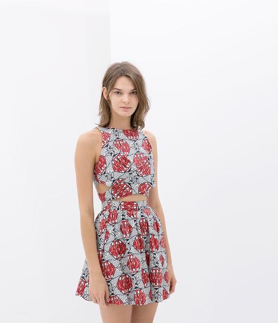 miredcarpet - Vestidos Zara primavera