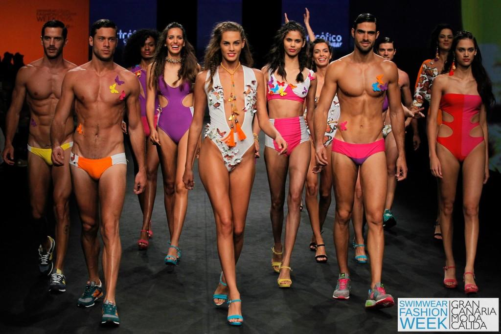 Hipertrófico - Swimwear Fashion Week - Verano 2016 - GCMC