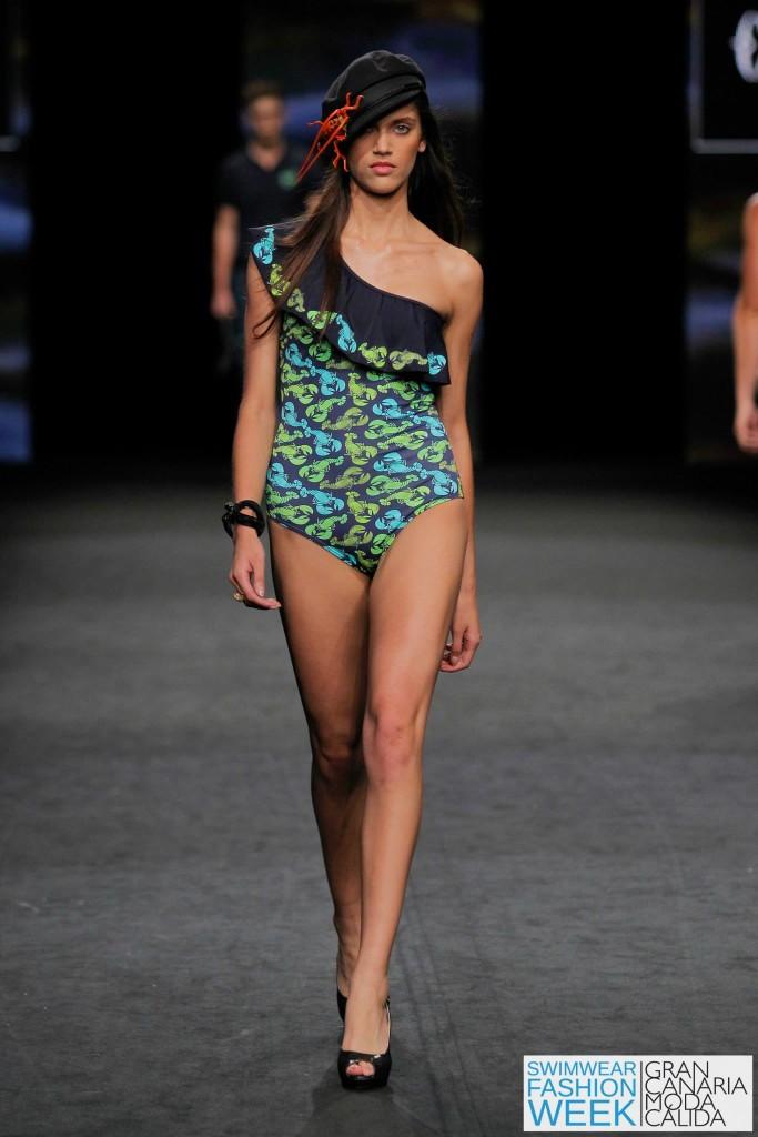 Croissier Swimwear Verano 2016 Gran Canaria Moda Cälida