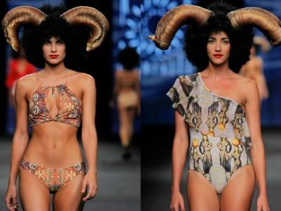 Nuria González - Swimwear Fashion Week - Gran Canaria Moda Cálida