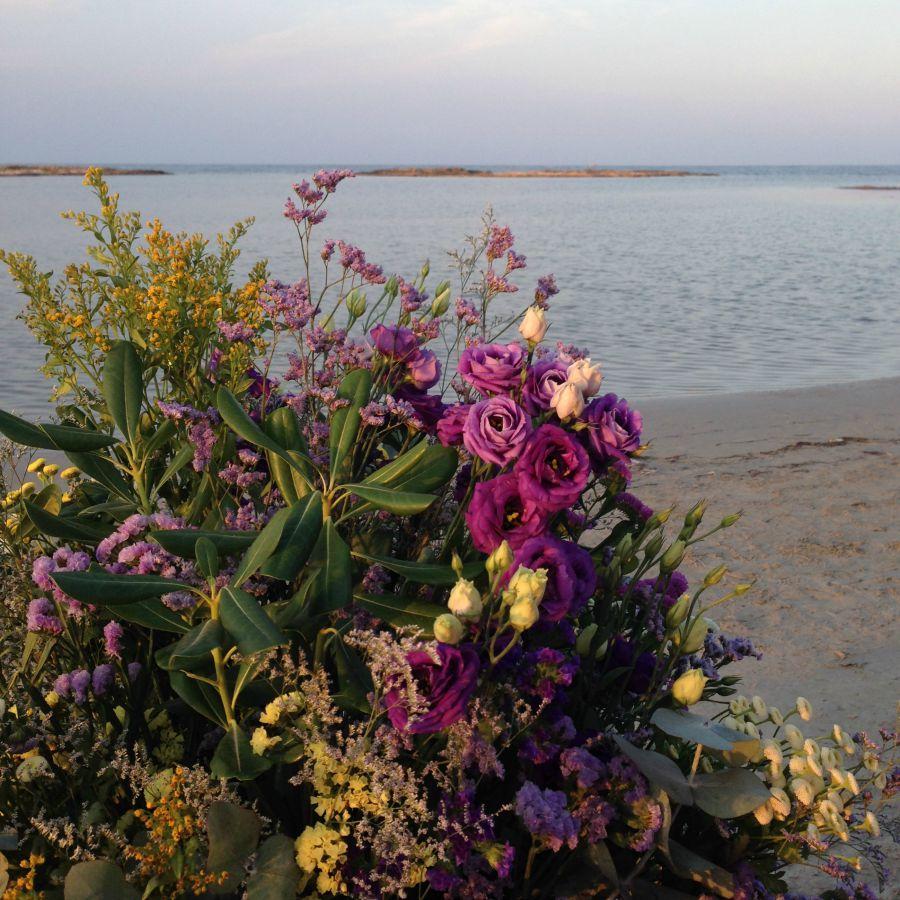 murcia boda en la playa