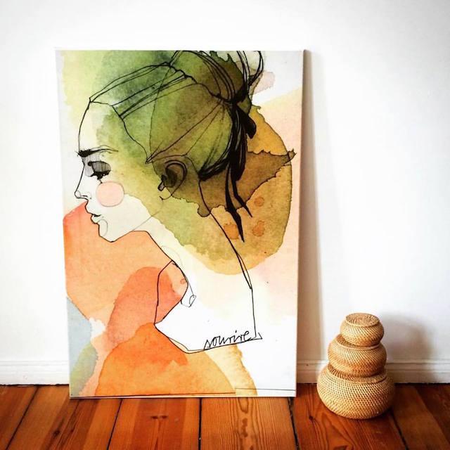 Ekaterina Koroleva Ilustracion