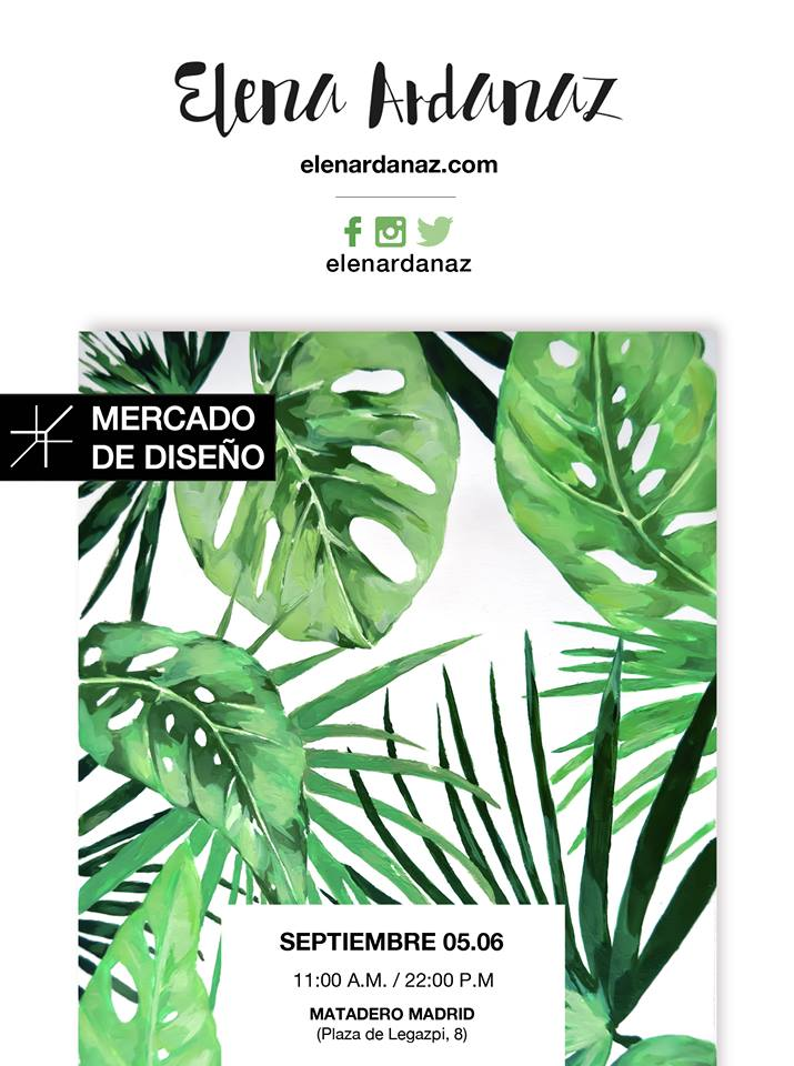Mercado de Diseño - Elena Ardanaz