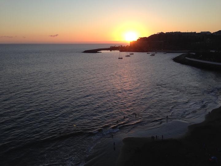 verano miredcarpet puesta de sol patalavaca