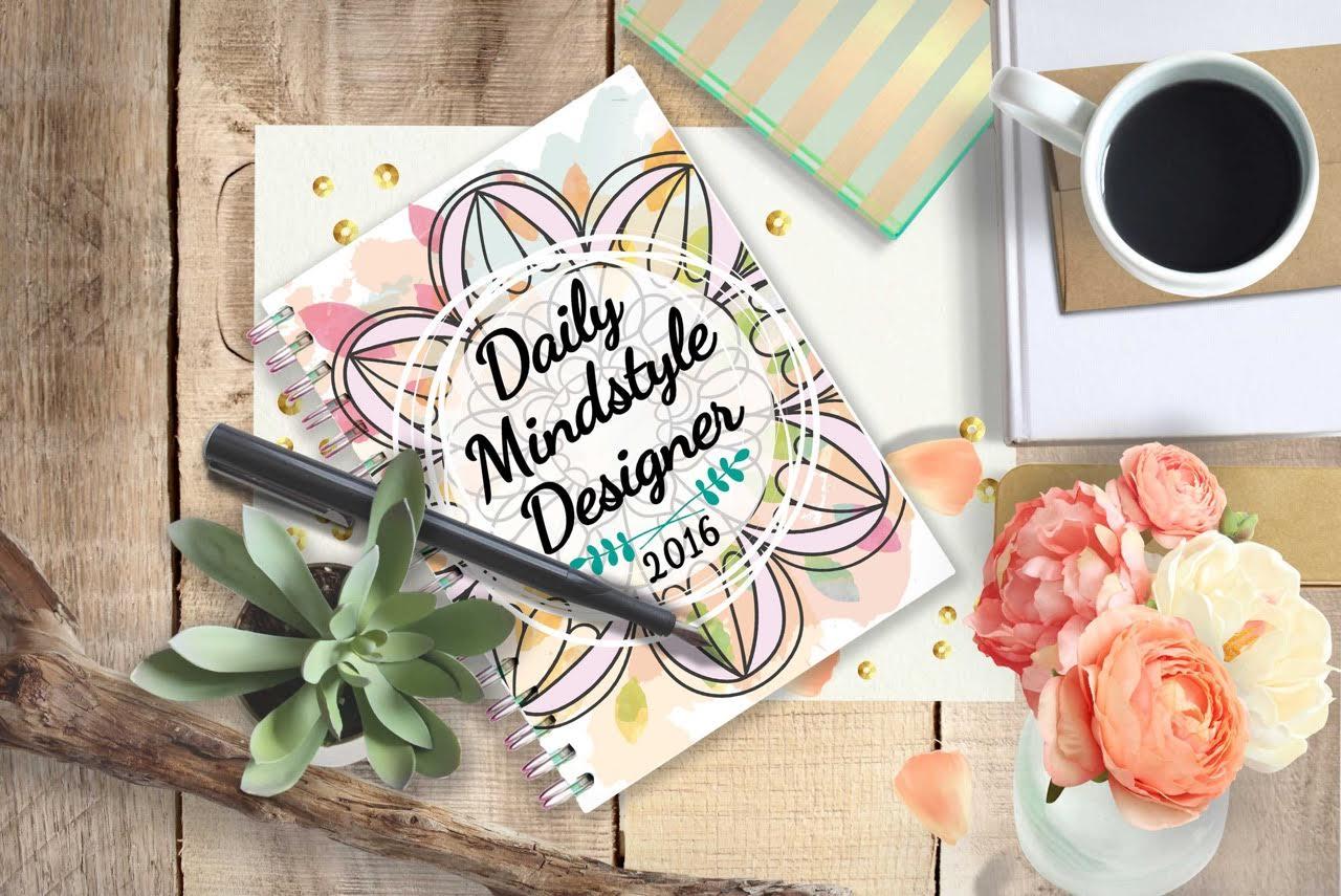 daily mindstyle designer agenda 2016 0