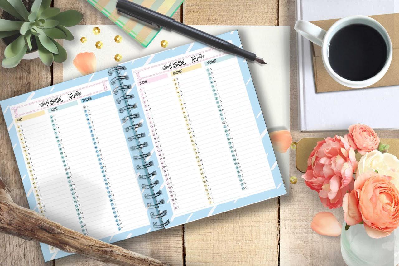 daily mindstyle designer agenda 2016 1