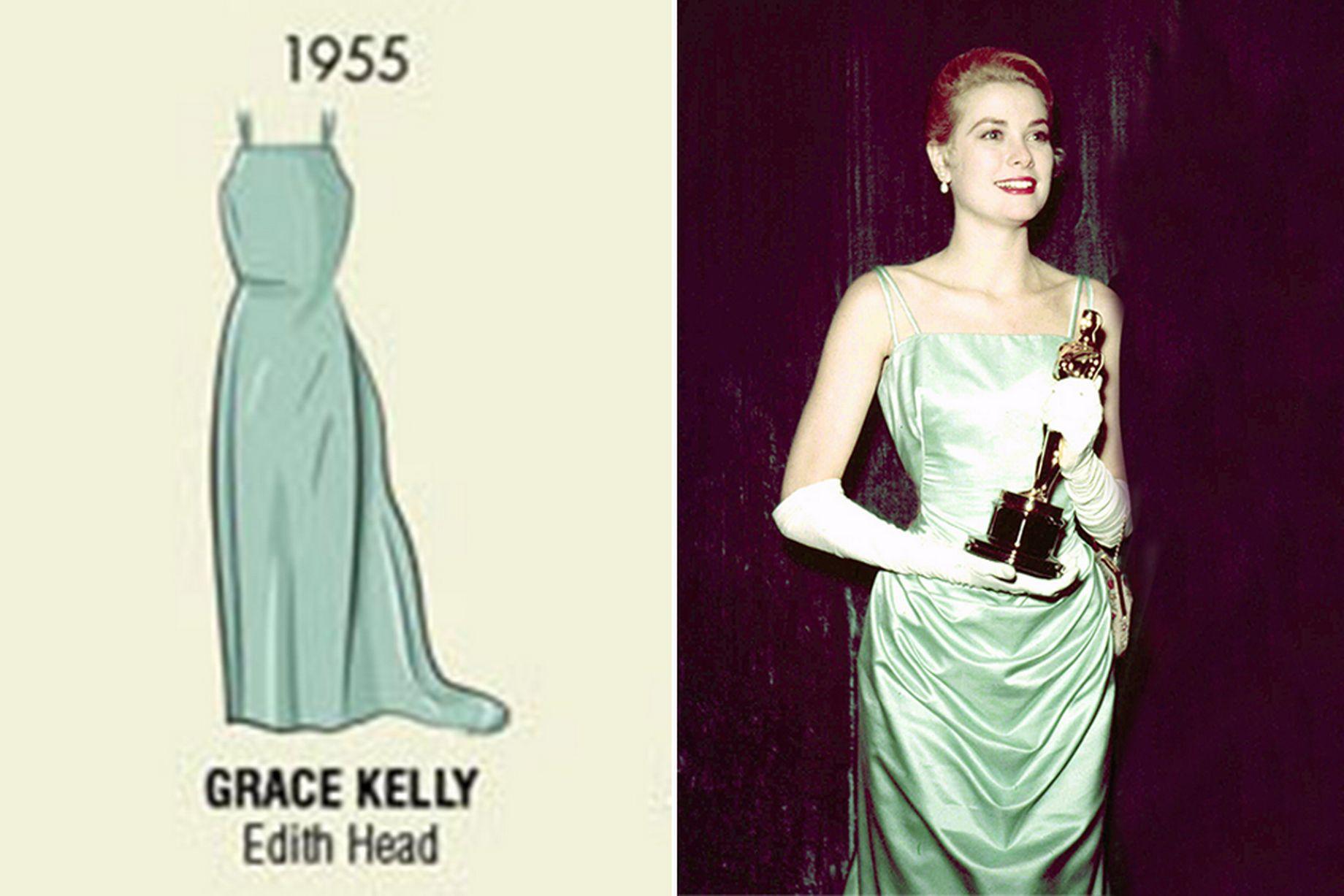 Vestidos historicos Oscar