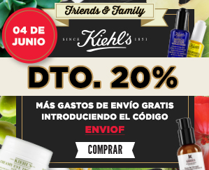kiehls friends and family