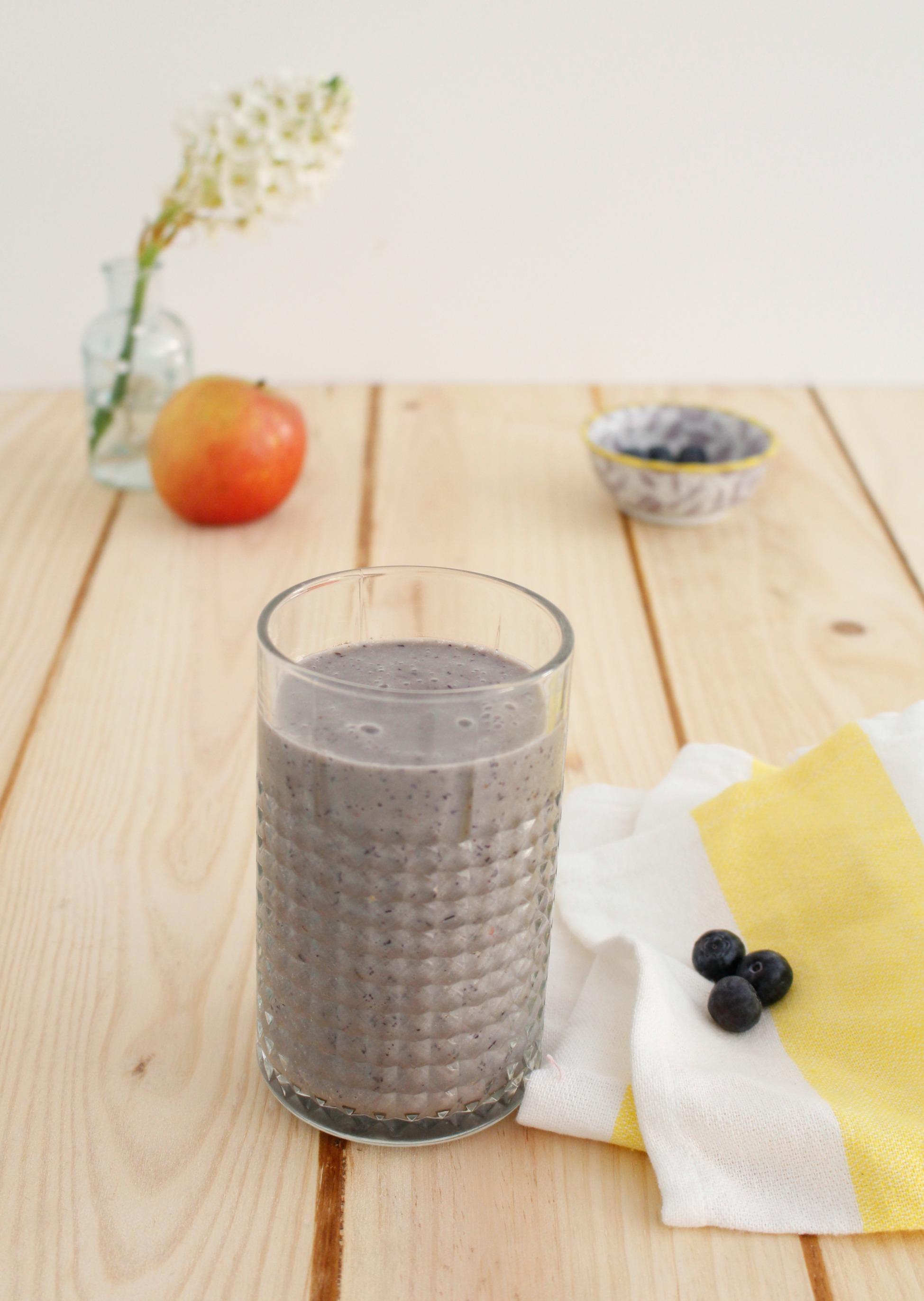 receta smoothie arandanos miredcarpet