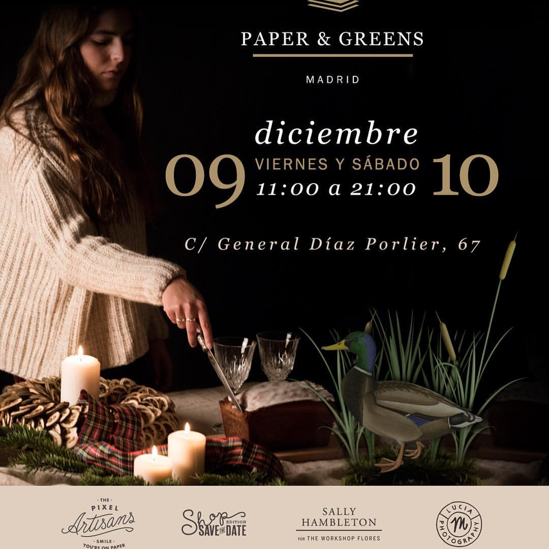 Paper & Greens Madrid