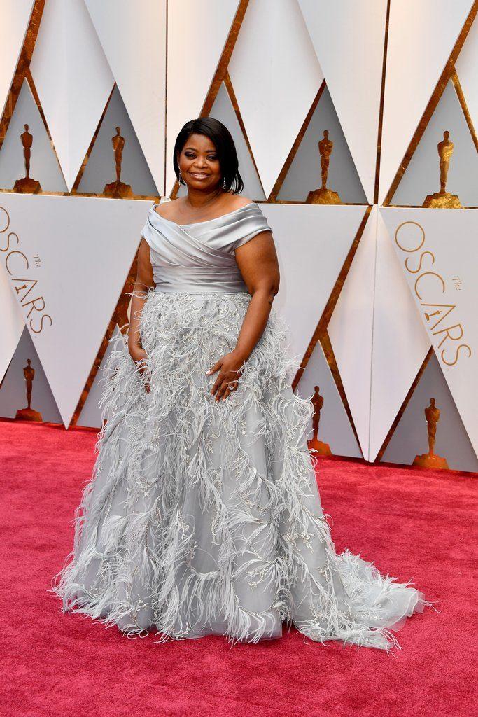Alfombra roja Oscars 2017