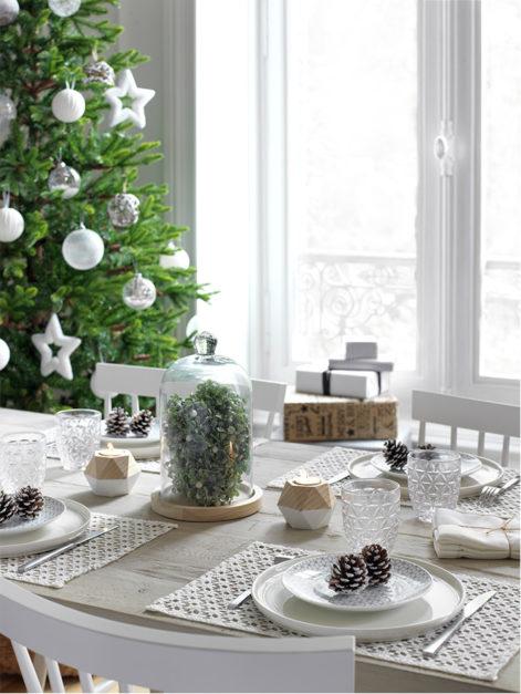 Decoración de Navidad - Blanco