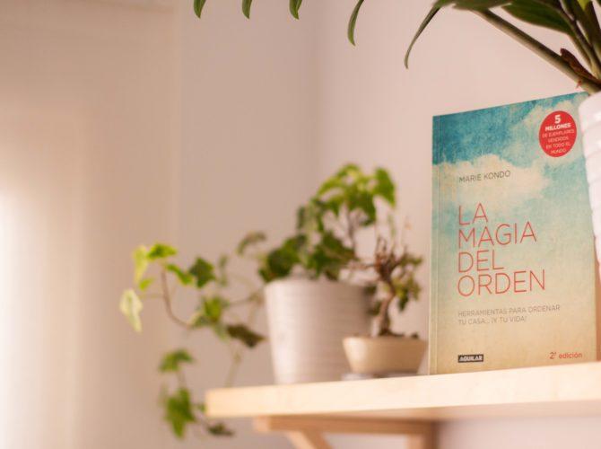 La magia del Orden de Marie Kondo