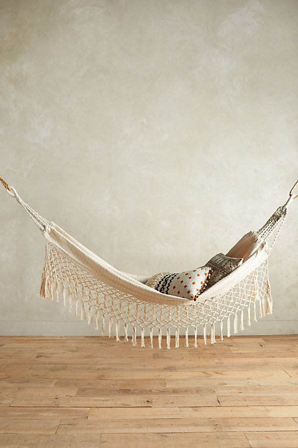 hamaca macrame anthropologie