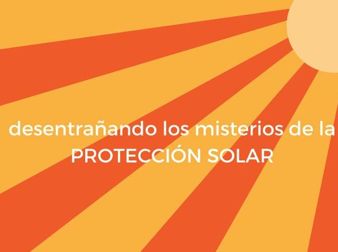 proteccion solar como funciona