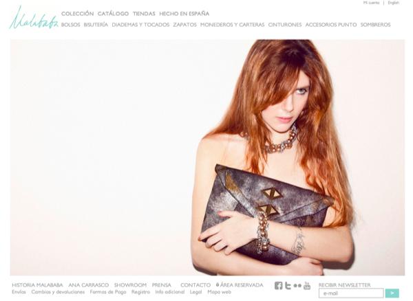 Malababa tienda online 2011