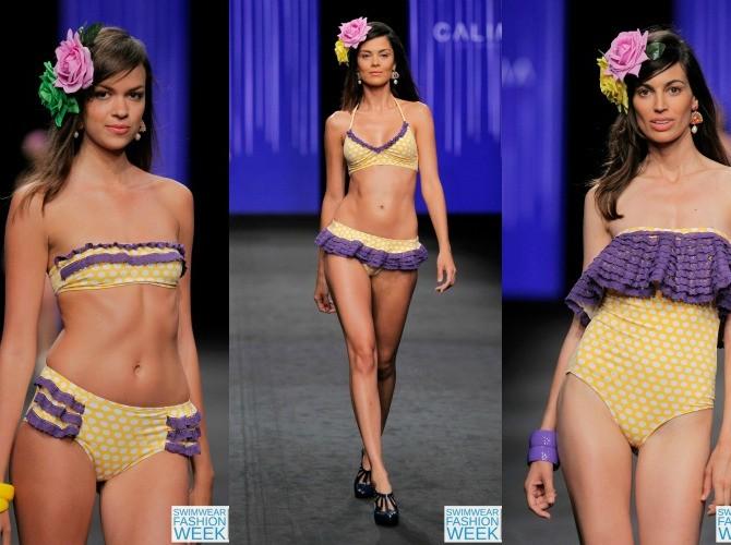 Calima Swimwear - Gran Canaria Moda Cálida - Swimwear Verano 2016