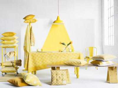 h and m home españa amarillo