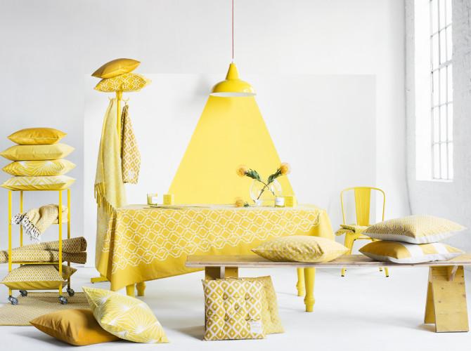 h and m home españa amarillo