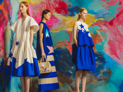 DELPOZO coleccion resort 2017