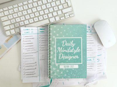 Agenda Daily Mindstyle Designer 2017