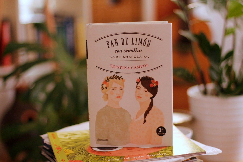 Libros mimredcarpet 2017 Pan de limón con semillas de amapola