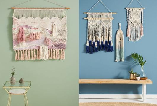 tapices macrame decoracion