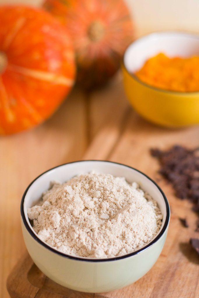 magdalenas pumpkin spice receta