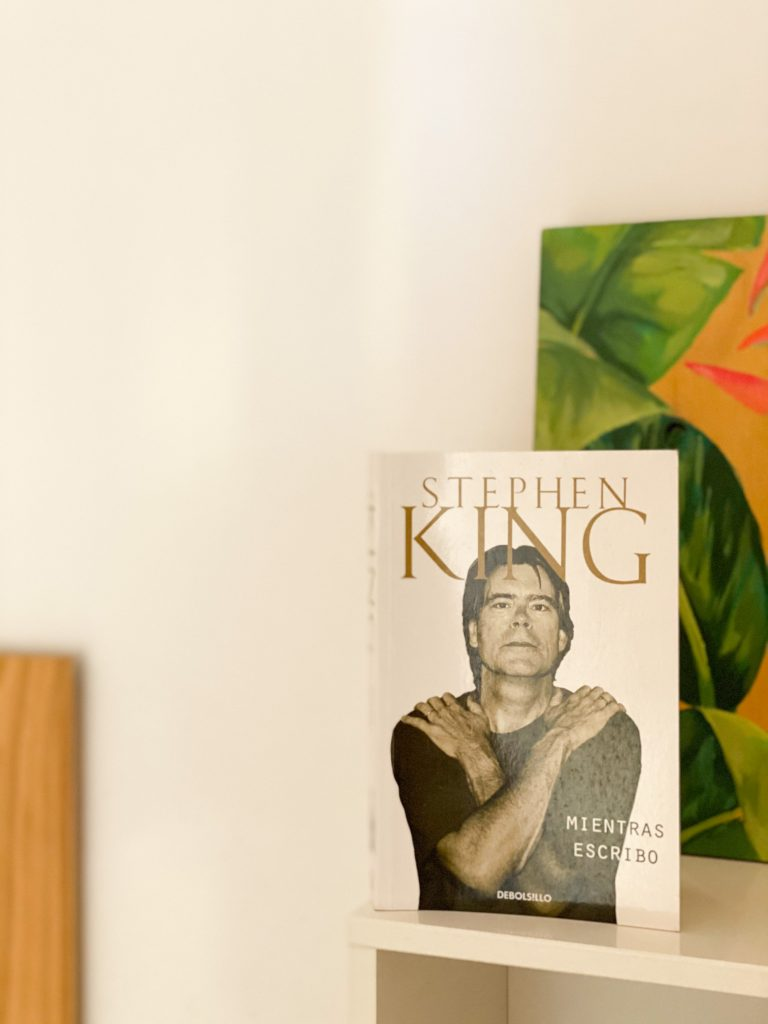 libro mientras escribo stephen king recomendacion de libros