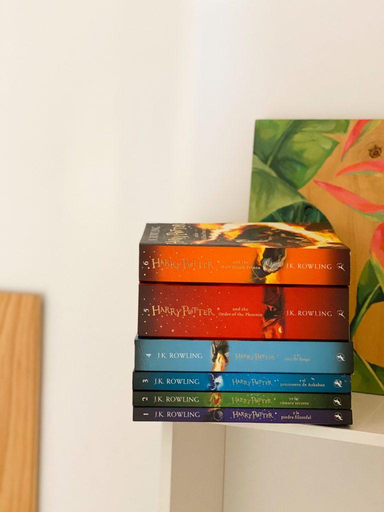 libros de harry potter recomendacion de libros ver