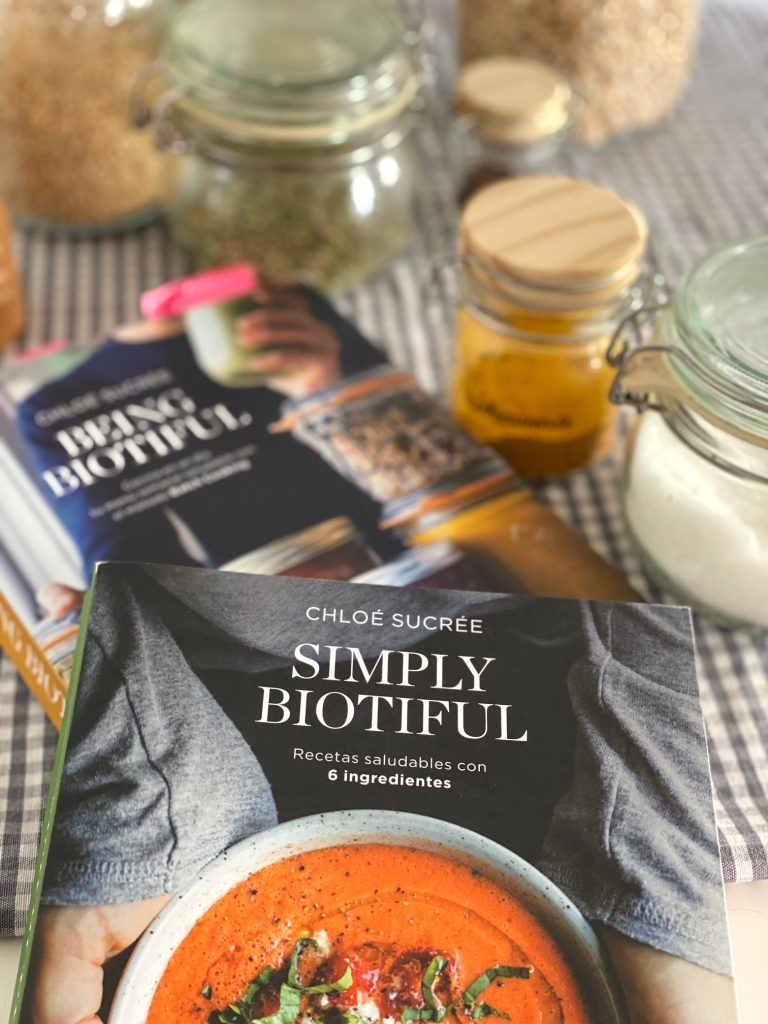 recetas saludables libro simply biotiful