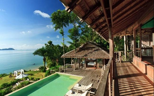 vacaciones sostenibles six senses yao noi tailandia